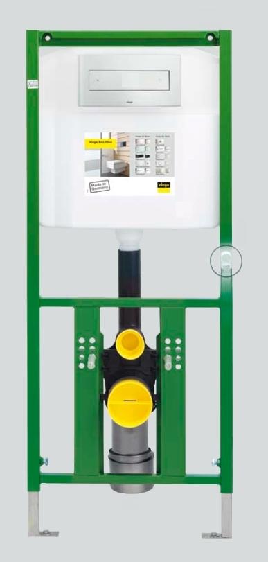VIEGA Eco Plus-WC předstěnový modul 8161.2 606664V