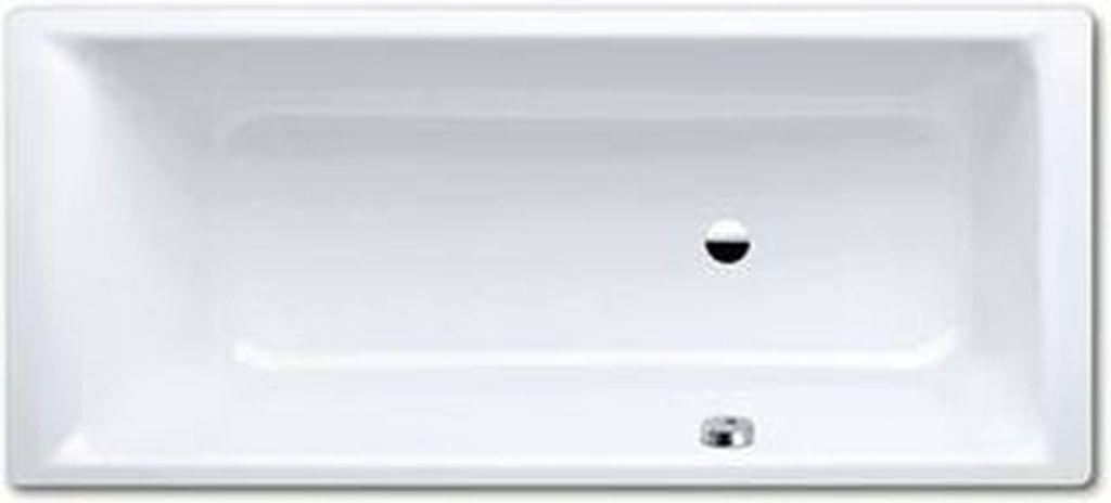 Kaldewei PURO 657 vana s bočním přepadem 180 x 80 x 42 cm, Perl Effekt 256700013001