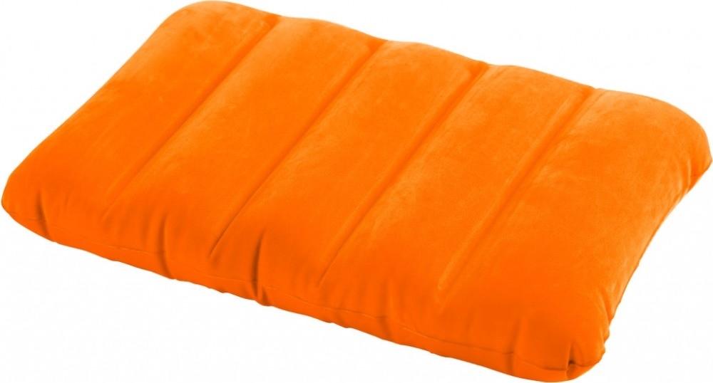 INTEX Dětský polštářek, oranžový 68676NP