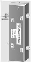 JUNKERS HW 50 Anuloid - termohydraulický rozdělovač