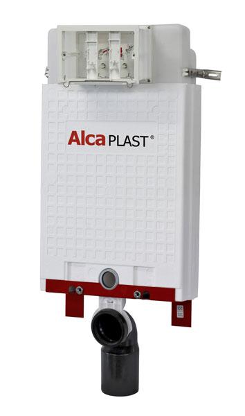 ALCAPLAST Alcamodul A100/1000 předstěnový instalační systém pro zazdění