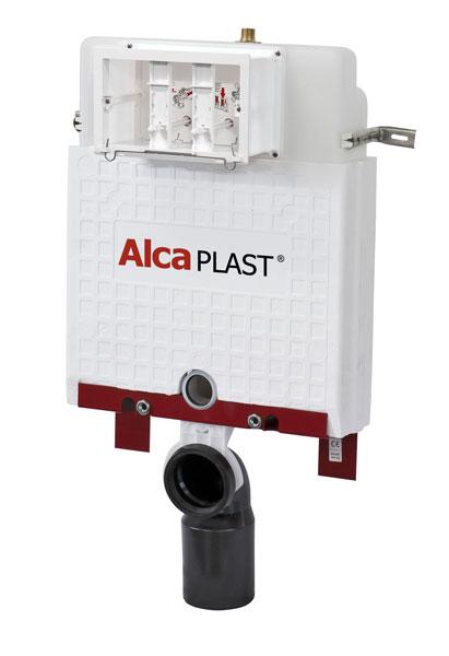 ALCAPLAST Alcamodul předstěnový instalační systém pro zazdívání A100/850 - stavební výška 0,85 m
