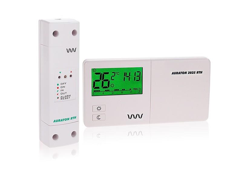 AURATON 2025 RTH bezdrátový programovatelný termostat