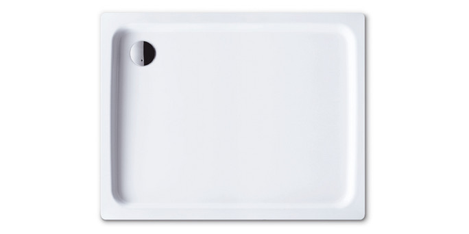 Kaldewei DUSCHPLAN 547-2 sprchová vanička 70 x 90 x 6,5 cm s nosičem 442148040001