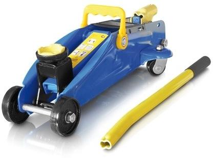 ERBA Pojízdný hydraulický zvedák podlahový 2 t ER-03194
