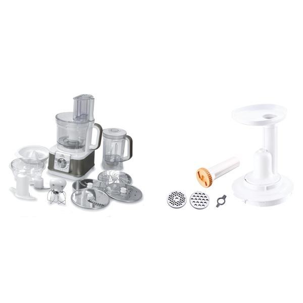 ETA CENTRINO 0029 90000 Kuchyňský robot bílý s přídavnými strojky 0029 93000