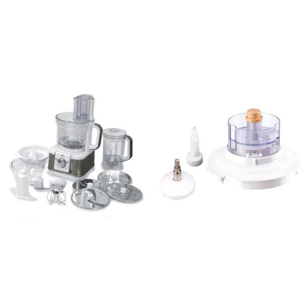 ETA CENTRINO 0029 90000 Kuchyňský robot bílý s přídavnými strojky 0029 95000