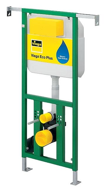 VIEGA Eco Plus-WC předstěnový modul 8136.2 622176