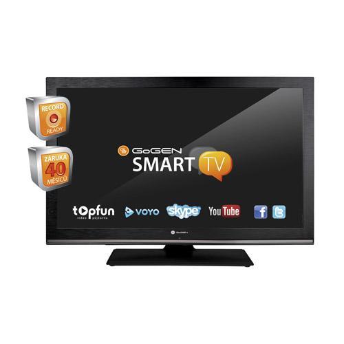 GoGEN Televize TVL32992FWEBRR, LED