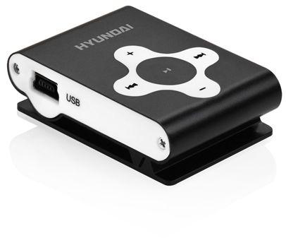 HYUNDAI MP 212 MP3 Přehrávač 4 GB, černý