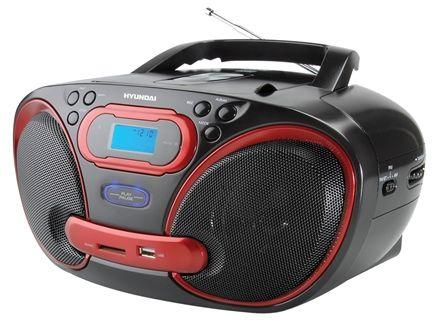 HYUNDAI TRC 101 ADRSU3R Přenosné rádio s CD/MP3 + RIP