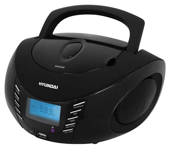 HYUNDAI TRC 282 DRU3 Přenosné rádio