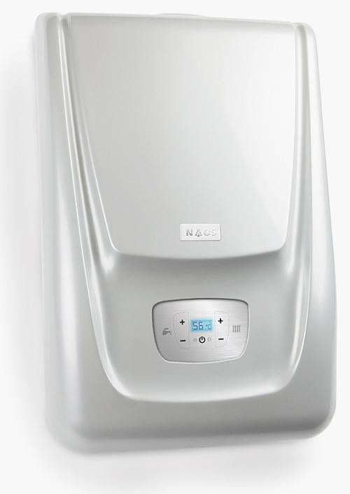 VIADRUS K4 kondenzační plynový kotel 24kW, bílá K4G1H24ZW