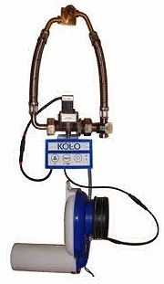 KOLO Automatický termický splachovač pisoárů pro napájení z el. sítě 230 V AC 96026