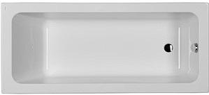 KOLO Modo pravoúhlá vana 160 x 70 cm, pravá, odtok z boku, Antislide XWP1160101