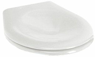 KOLO Nova Pro Junior klozetové sedátko s antibakteriální úpravou, bílé 60112