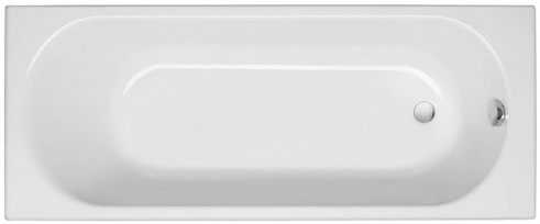 KOLO Opal Plus pravoúhlá vana 140 x 70 cm, Antislide XWP1240101