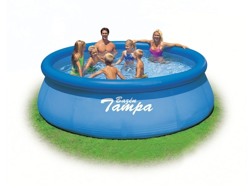 MARIMEX Bazén Tampa 3,66 x 0,91 m bez filtrace 10340041