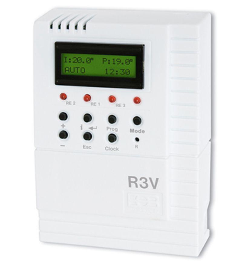 ELEKTROBOCK R3V Regulátor tří/čtyřcestných ventilů 4201