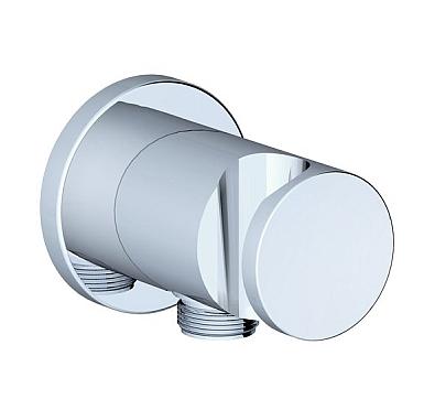 RAVAK 706.00 stěnový vývod s držákem sprchy X07P206