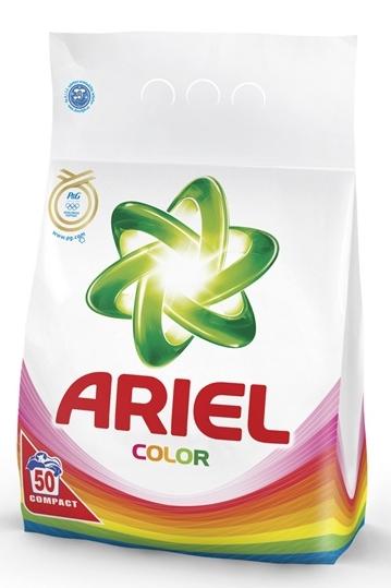 Ariel Color & Style Prací prostředek 3,5 kg
