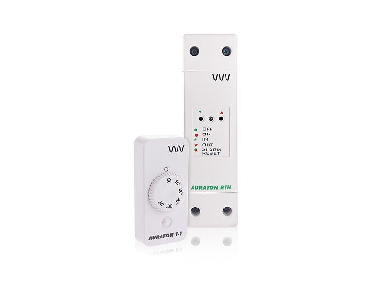 AURATON T-1 RTH bezdrátový termostat s přijímačem