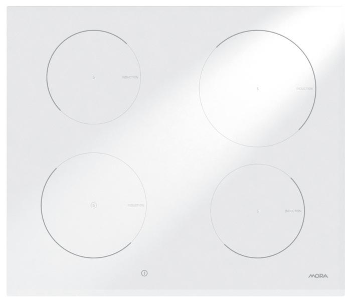 MORA VDIS 642 FFW Indukční vestavná sklokeramická deska
