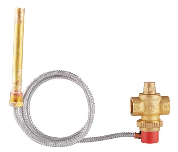 Honeywell Bezpečnostní ventil TS 131, termostatický