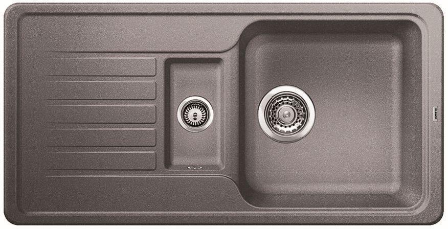 BLANCO Favos 6 S dřez Silgranit aluminium 519076
