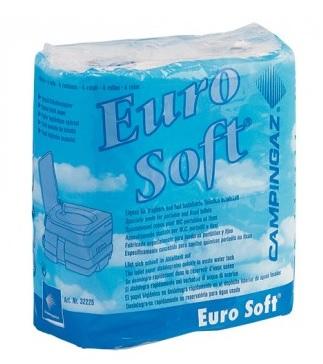 CAMPINGAZ Speciální toaletní papír pro chemické toalety EURO SOFT, 4 role 2000030207