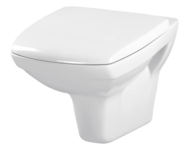 CERSANIT CARINA závěsná WC mísa K31-002