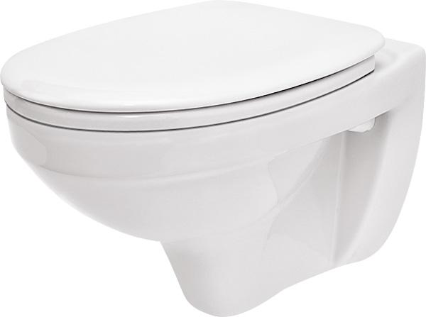 CERSANIT DELFI závěsná WC mísa K11-0021