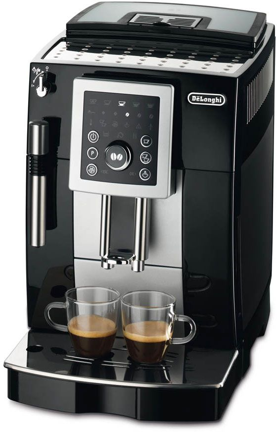 DeLonghi Plnoautomatický kávovar ECAM 23.210.B, černá 40021470