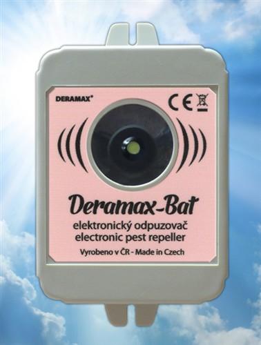 Deramax-Bat Ultrazvukový odpuzovač - plašič netopýrů 0250