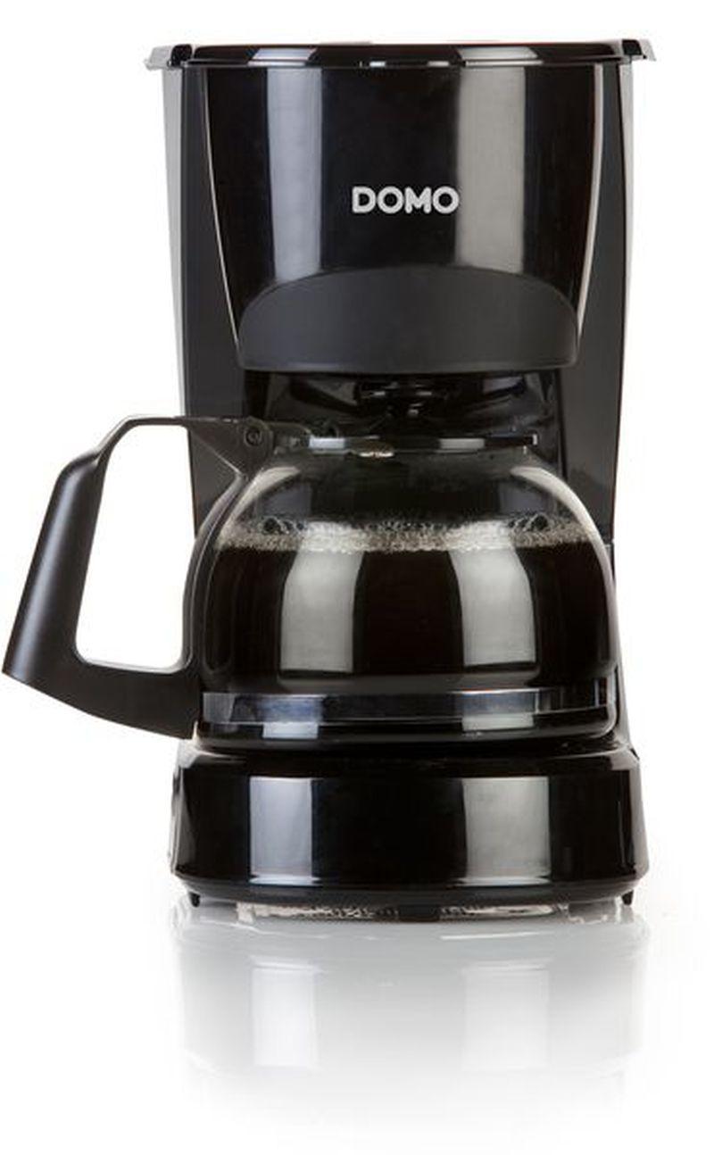 DOMO Mini kávovar - překapávač a čajovar DO475K