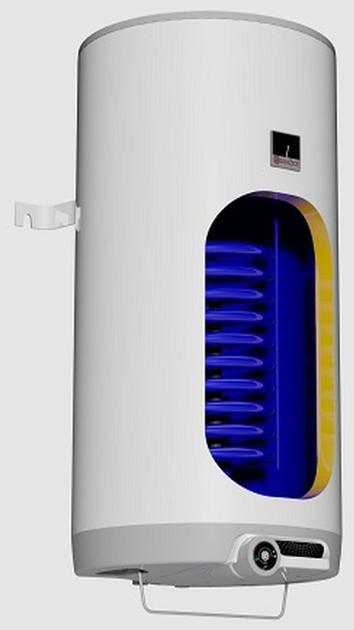 DRAŽICE OKC 125/1m2 Ohřívač kombinovaný 1103209101