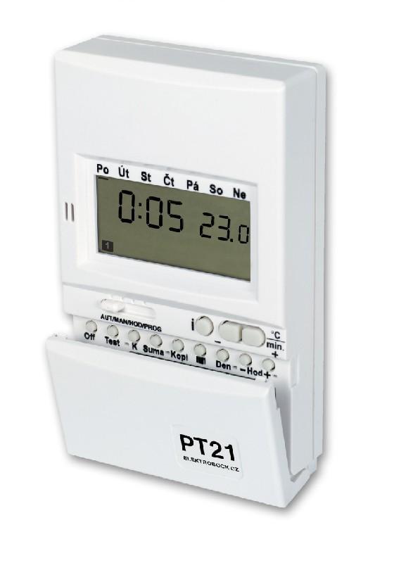 ELEKTROBOCK PT21 prostorový termostat