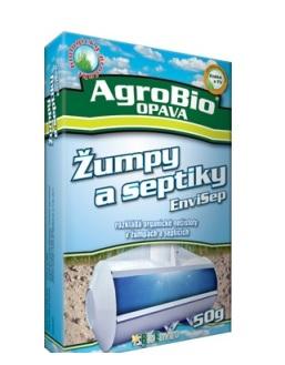 AgroBio Envi Sep žumpy septiky 50 g 009028