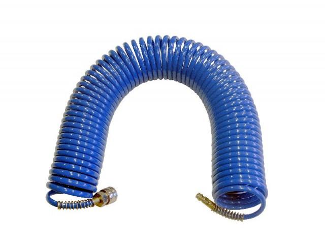 ERBA Tlaková hadice spirálová s koncovkami 15 m ER-20051