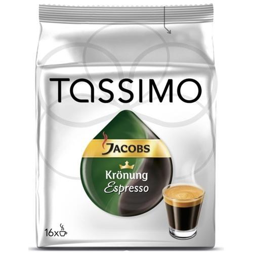 Kapsle Jacobs Krönung espresso Tassimo
