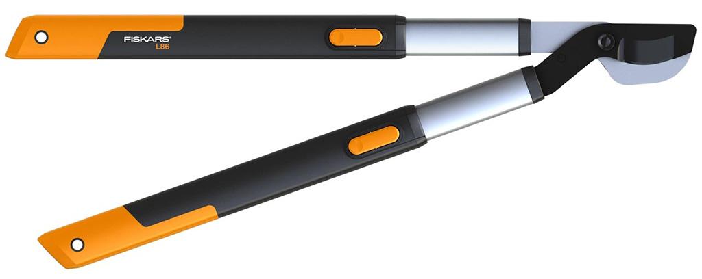 FISKARS SmartFit Nůžky na silné větve L86 teleskopické 112500