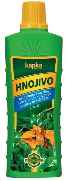 FORESTINA Kapka Hnojivo na pokojové rostliny nekvetoucí 1l 12100131