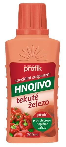 FORESTINA Profík Tekuté železo 200ml - působí proti chloróze 1219031