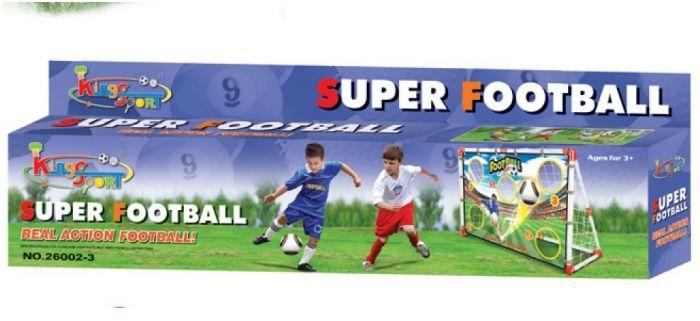 Fotbalová branka G21 Super Foot 690693