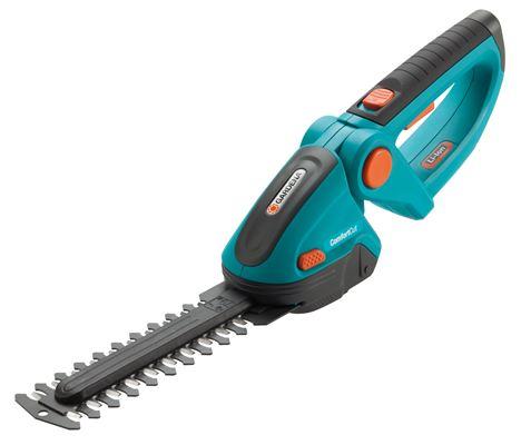 GARDENA akumulátorové nůžky na keře ComfortCut 8895-20