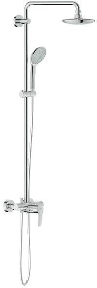 GROHE Euphoria sprchový systém 180mm, chrom 27473000