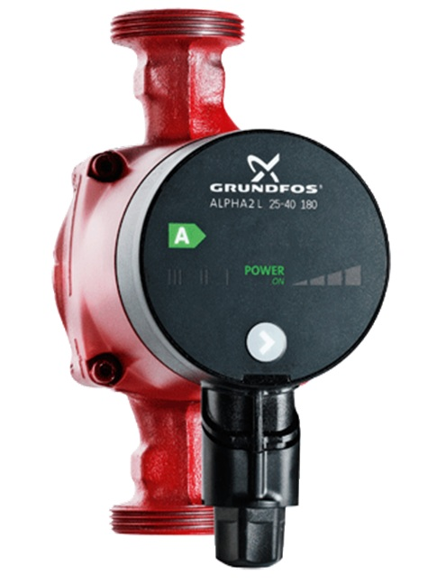Grundfos oběhové čerpadlo ALPHA2 L 32-40 180 1X230V 95047565