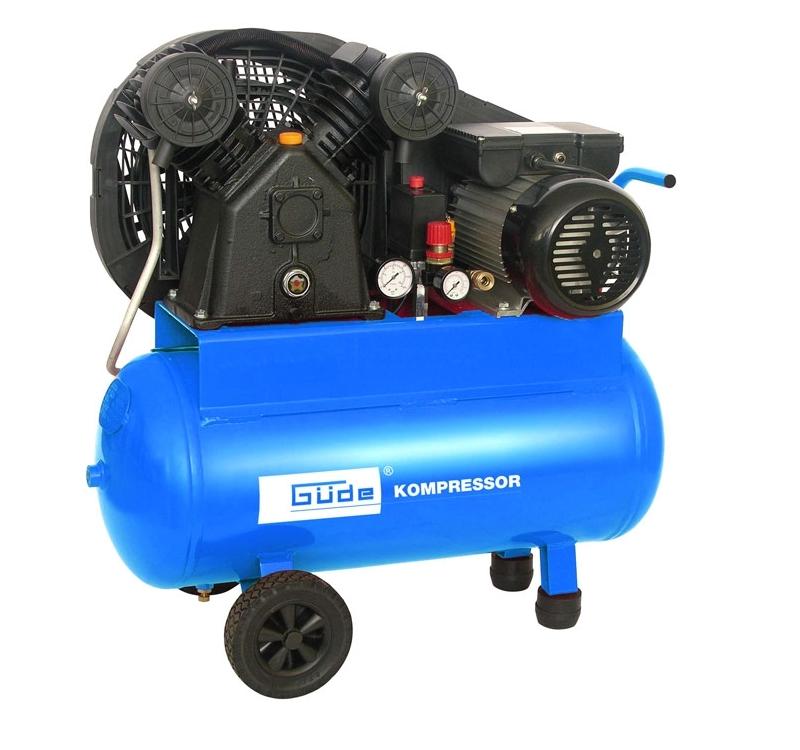 GÜDE 490/10/50 400V kompresor 50008
