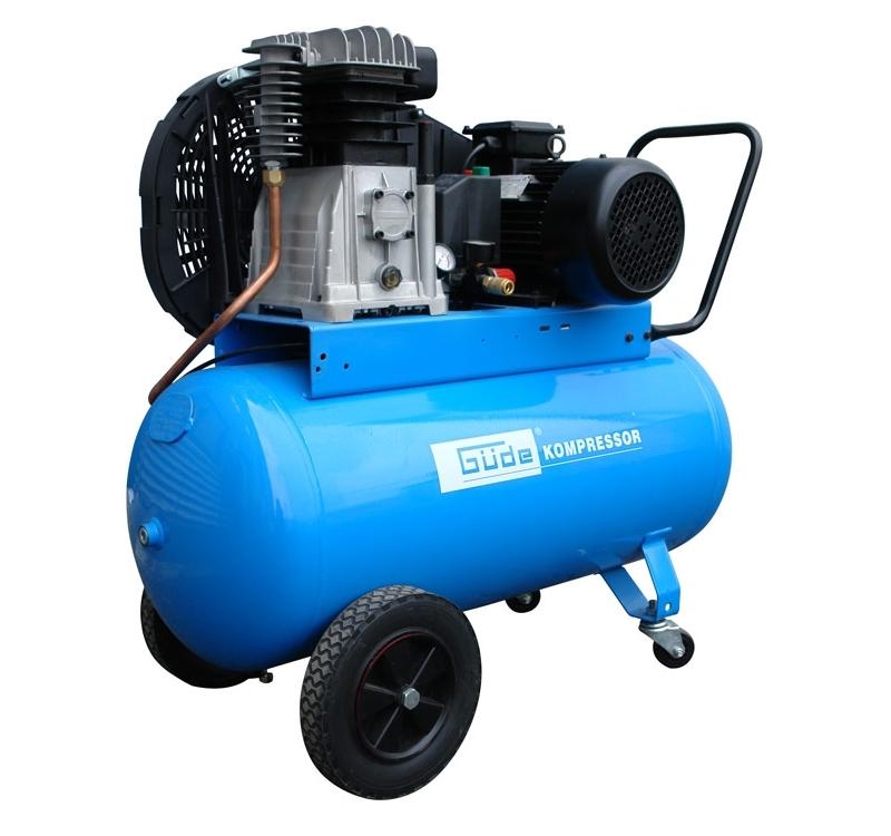 GÜDE 580/10/100 EU 400V kompresor 50073