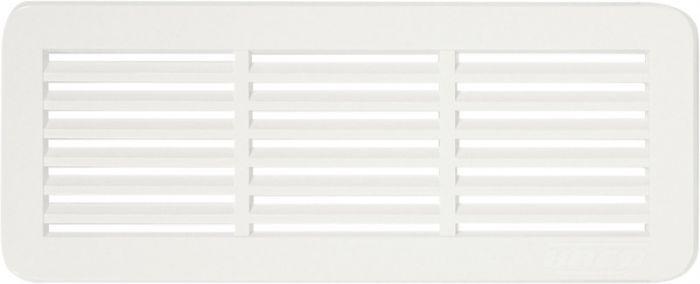 HACO větrací mřížka dveřní VM 150x60 DB plast, bílá 0235